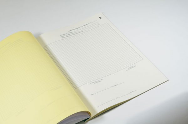 Libro de órdenes y asistencia en la construcción