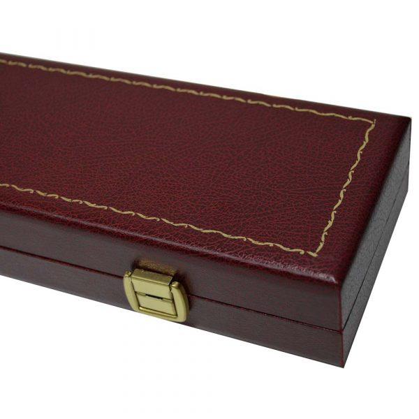 Caja para bastón de mando