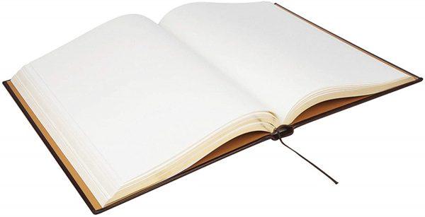 Libro Firmas Personalidades Oro