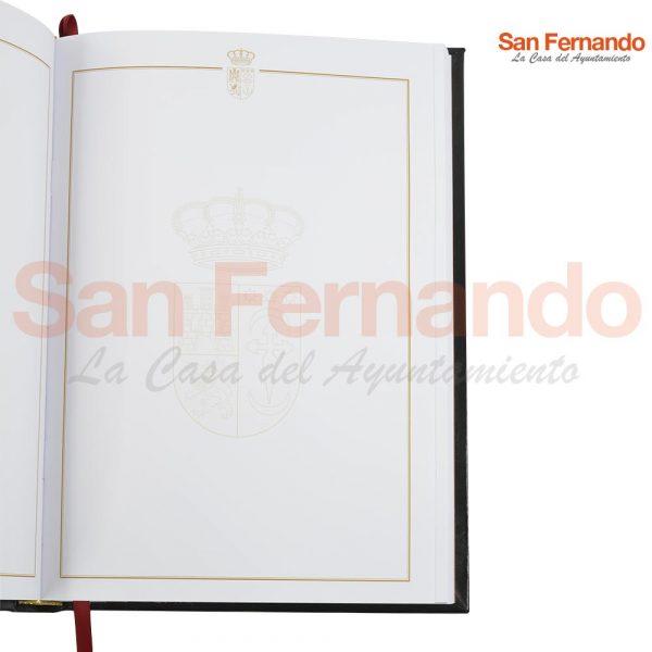 Libro de Honores y Distinciones   Protocolo