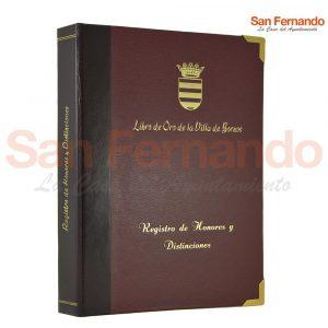 Libro de Oro | Registro de Honores y Distinciones