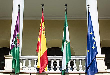 Banderas ayuntamientos