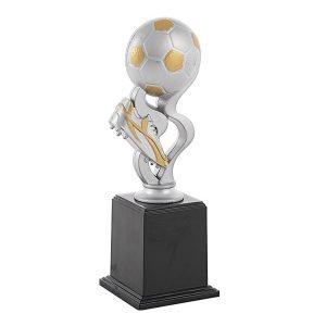 Copa trofeo futbol personalizable