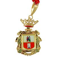 Medalla Alcalde Concejales ceremonias