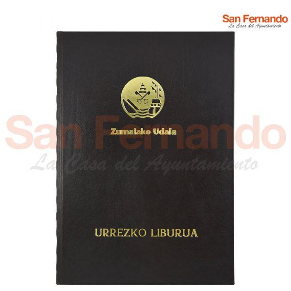 Libro Firmas Personalidades Ilustres | Protocolo