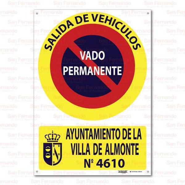 venta online Sevilla tipos licencia personalizada con precio y medidas