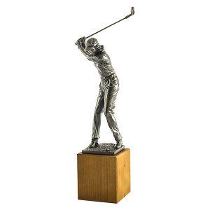 Trofeo golf mujer