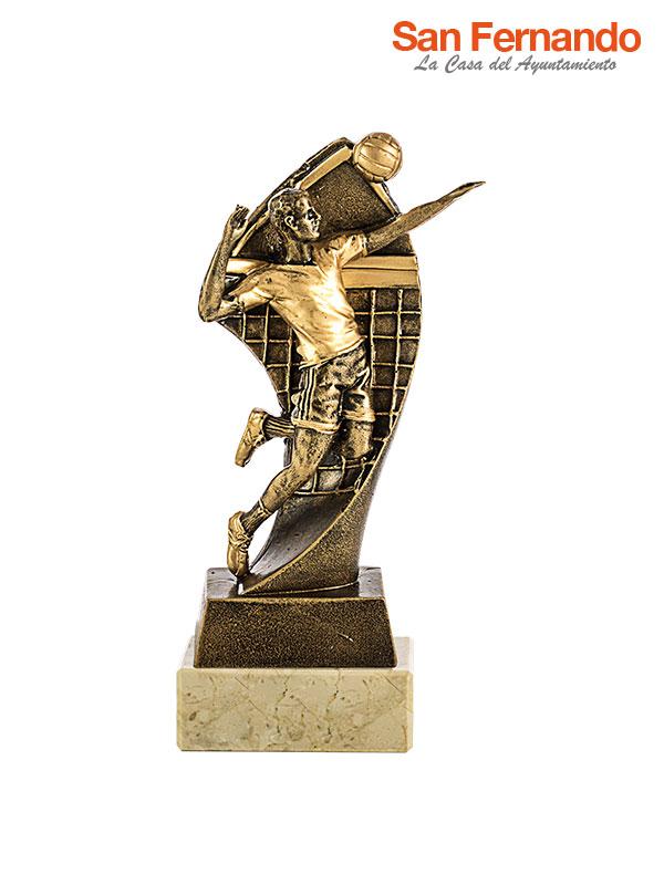 trofeo voley dorado