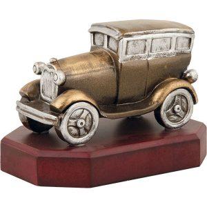 Trofeo coche clásico