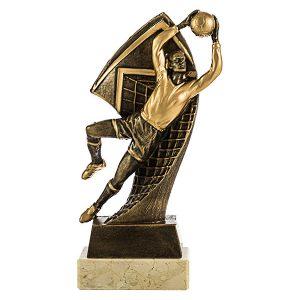 trofeo portero futbol