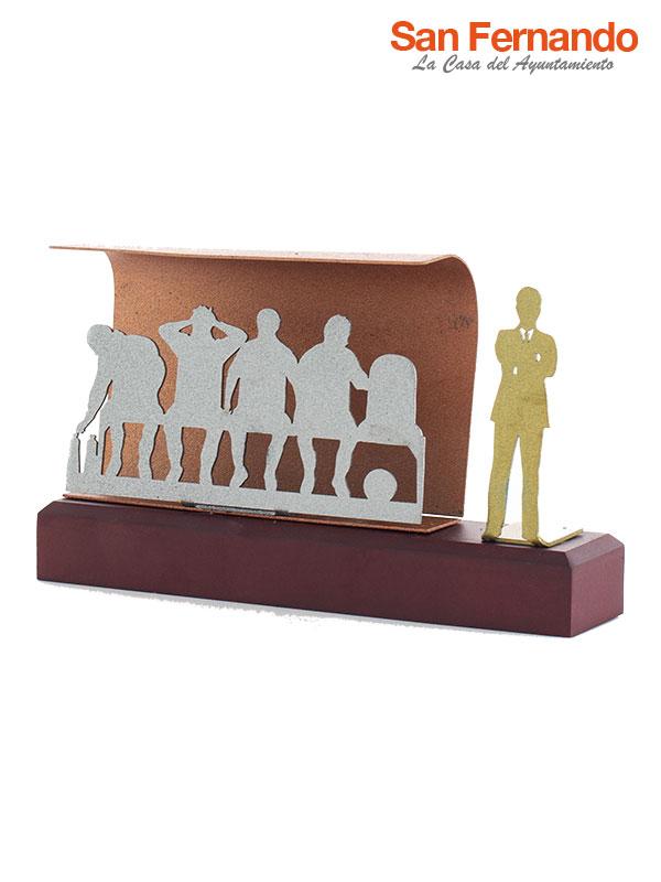 Trofeo entrenador